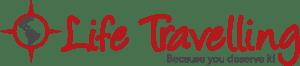 LIFE TRAVELLING Logo